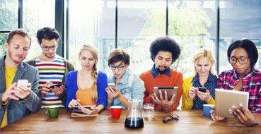 Dijital tasarım ajansı tasarım ve reklam dünyasına farklı